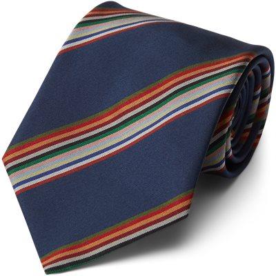 Stripe Tie Stripe Tie   Blå