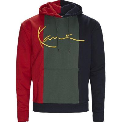 Regular fit | Sweatshirts | Grön