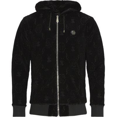 Regular fit | Lightweight jackets | Black