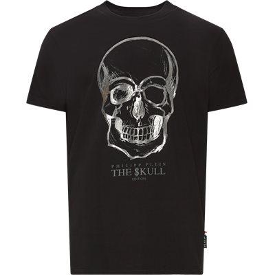 Skull Tee Regular fit | Skull Tee | Sort