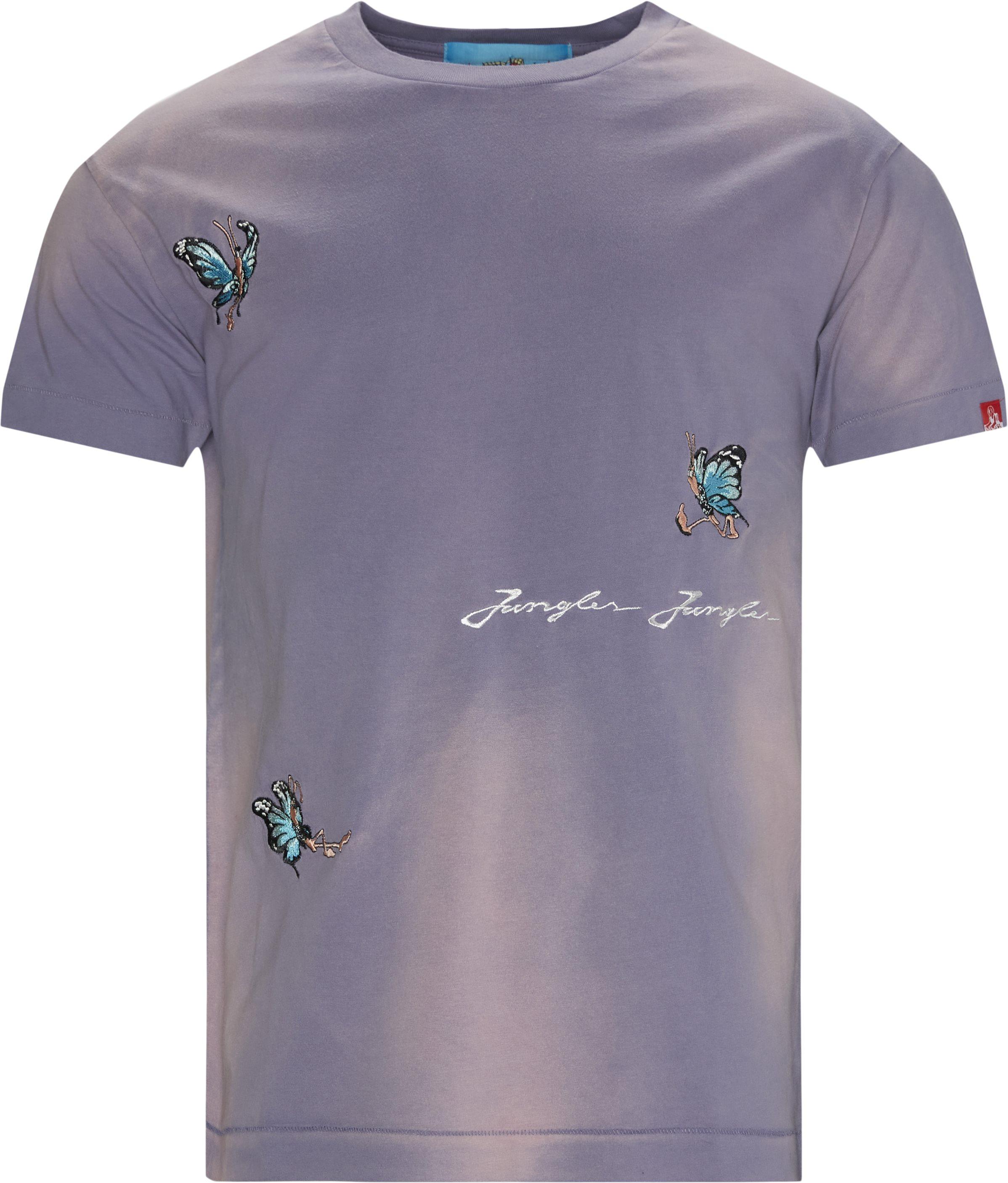 T-shirts - Lila