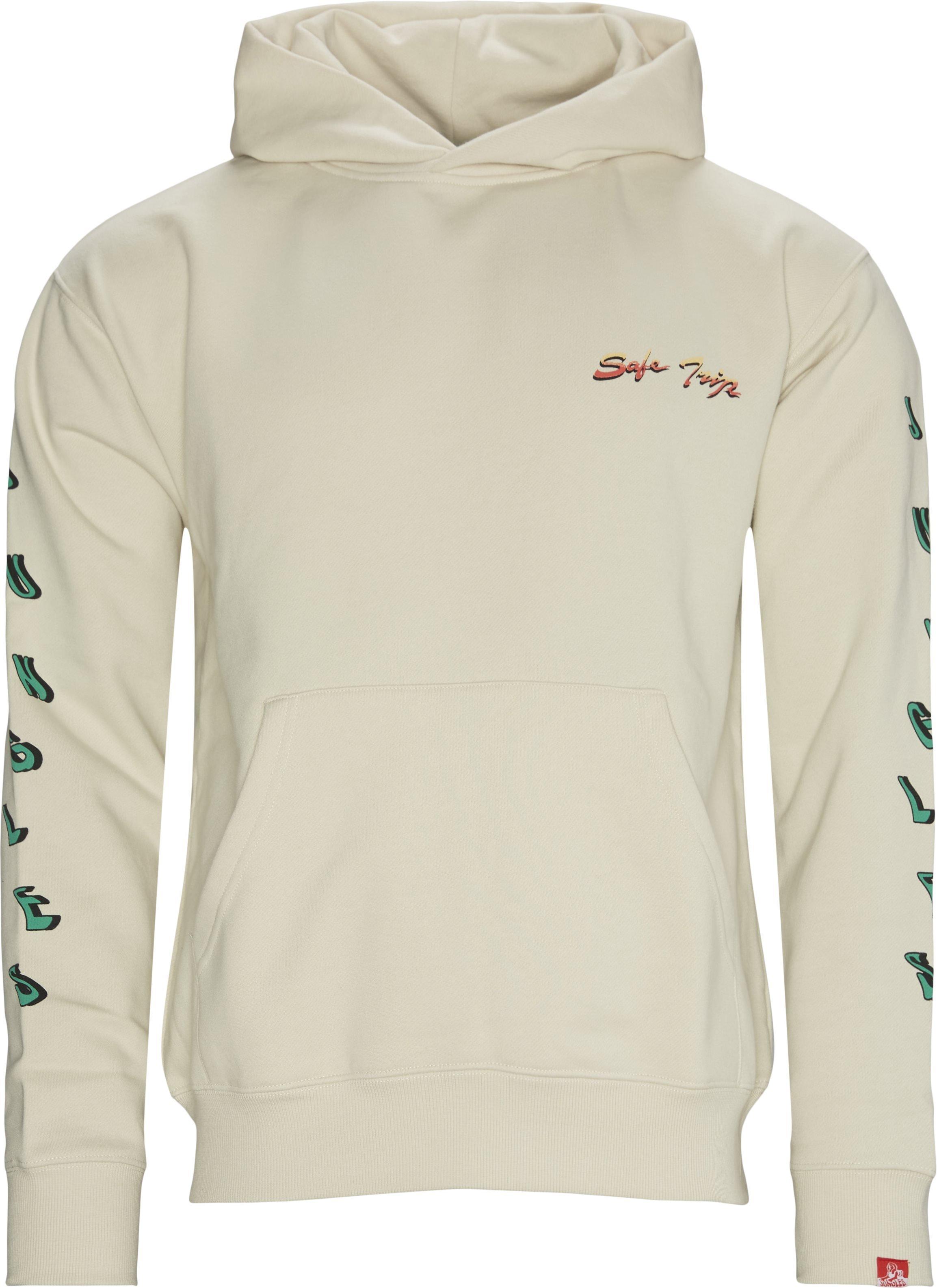 Sweatshirts - Regular fit - Sand