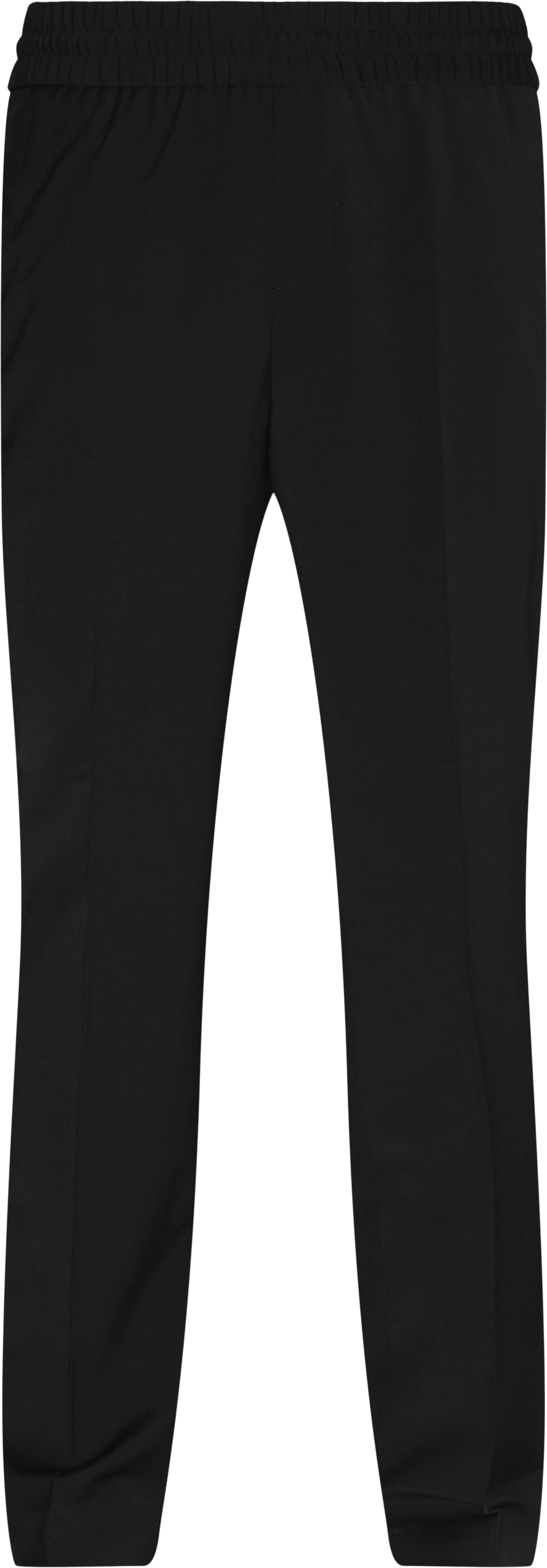 Flynn R Pants - Bukser - Regular fit - Sort