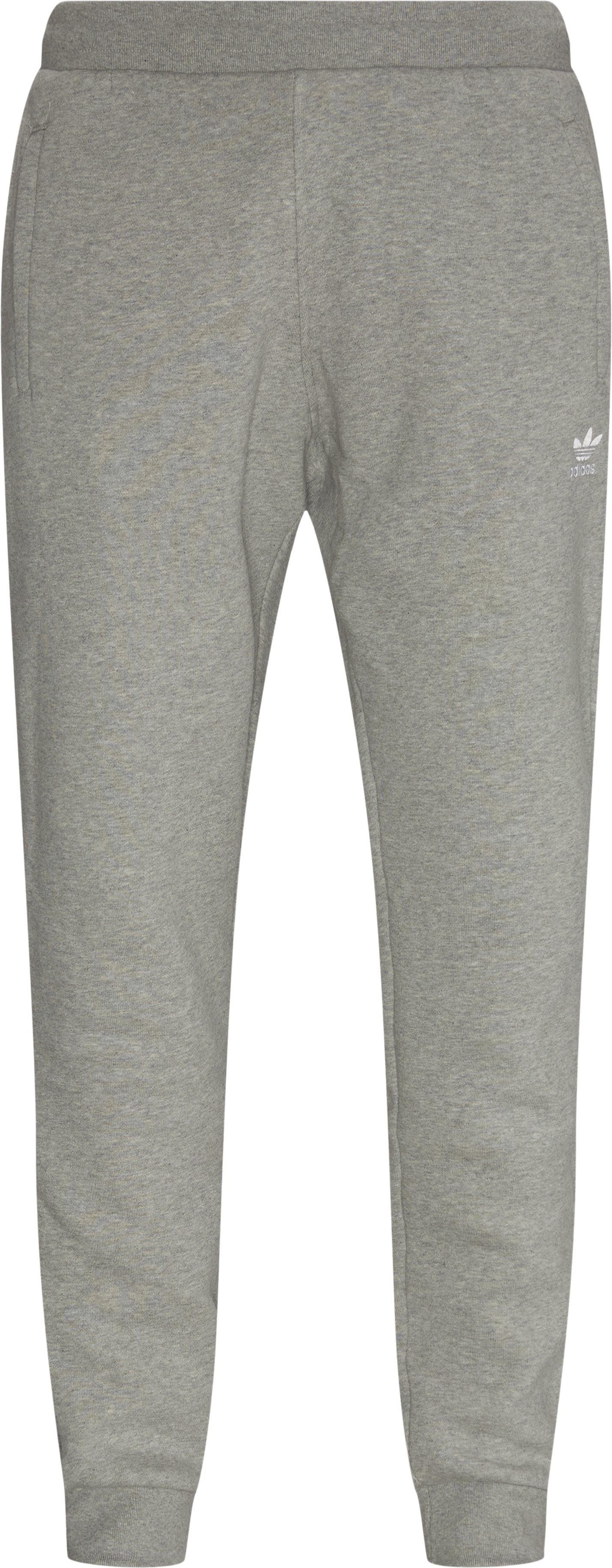 Essential Pants - Bukser - Regular fit - Grå