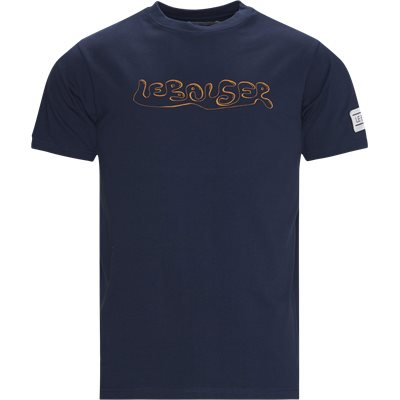 GIULIA T-shirt Regular fit | GIULIA T-shirt | Blå