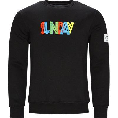 CHAD sweatshirt Regular fit | CHAD sweatshirt | Sort