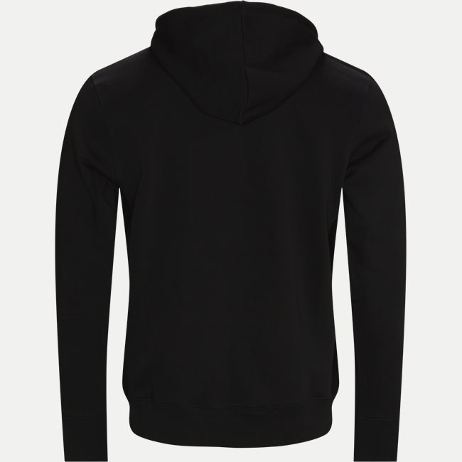 Fzebra Hooded Zip Sweatshirt