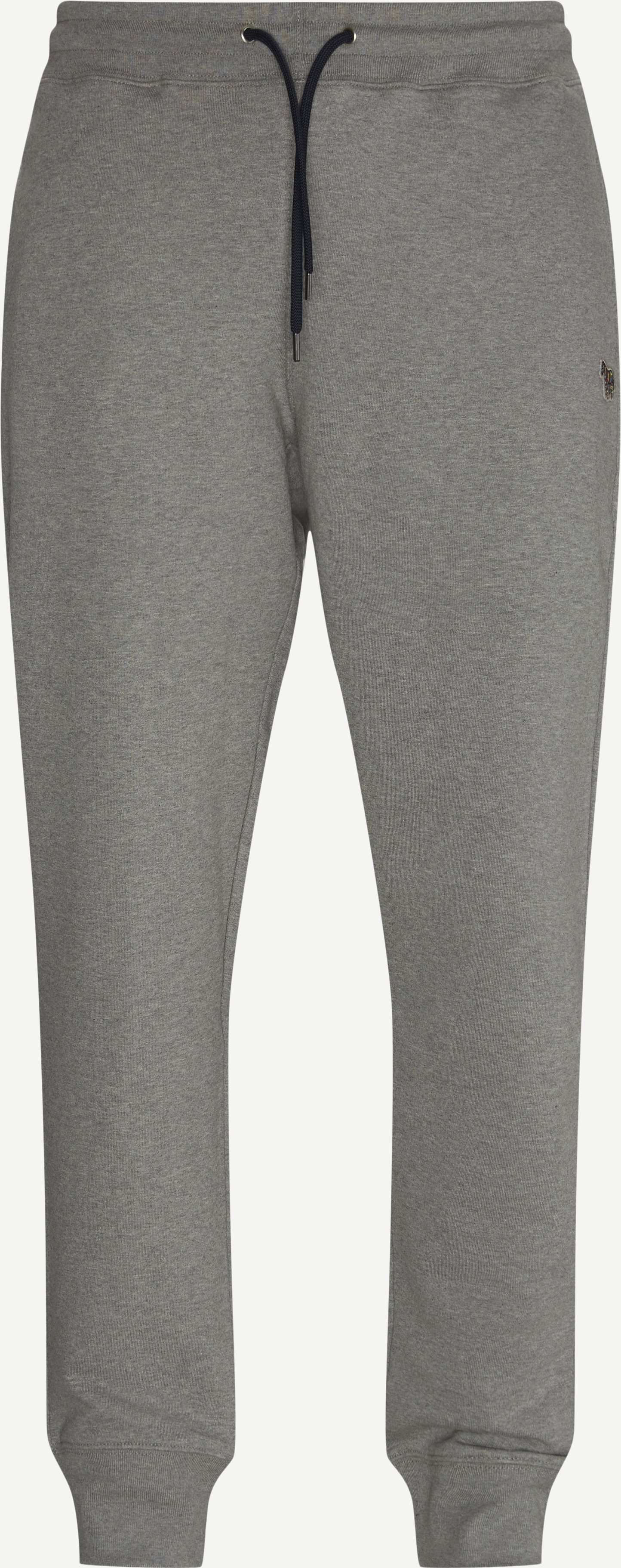 Hosen - Regular fit - Grau