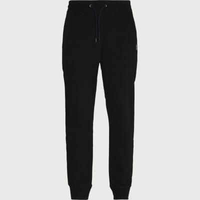 Fzebra Sweatpants Regular fit | Fzebra Sweatpants | Sort