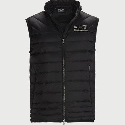 Regular fit | Vests | Black