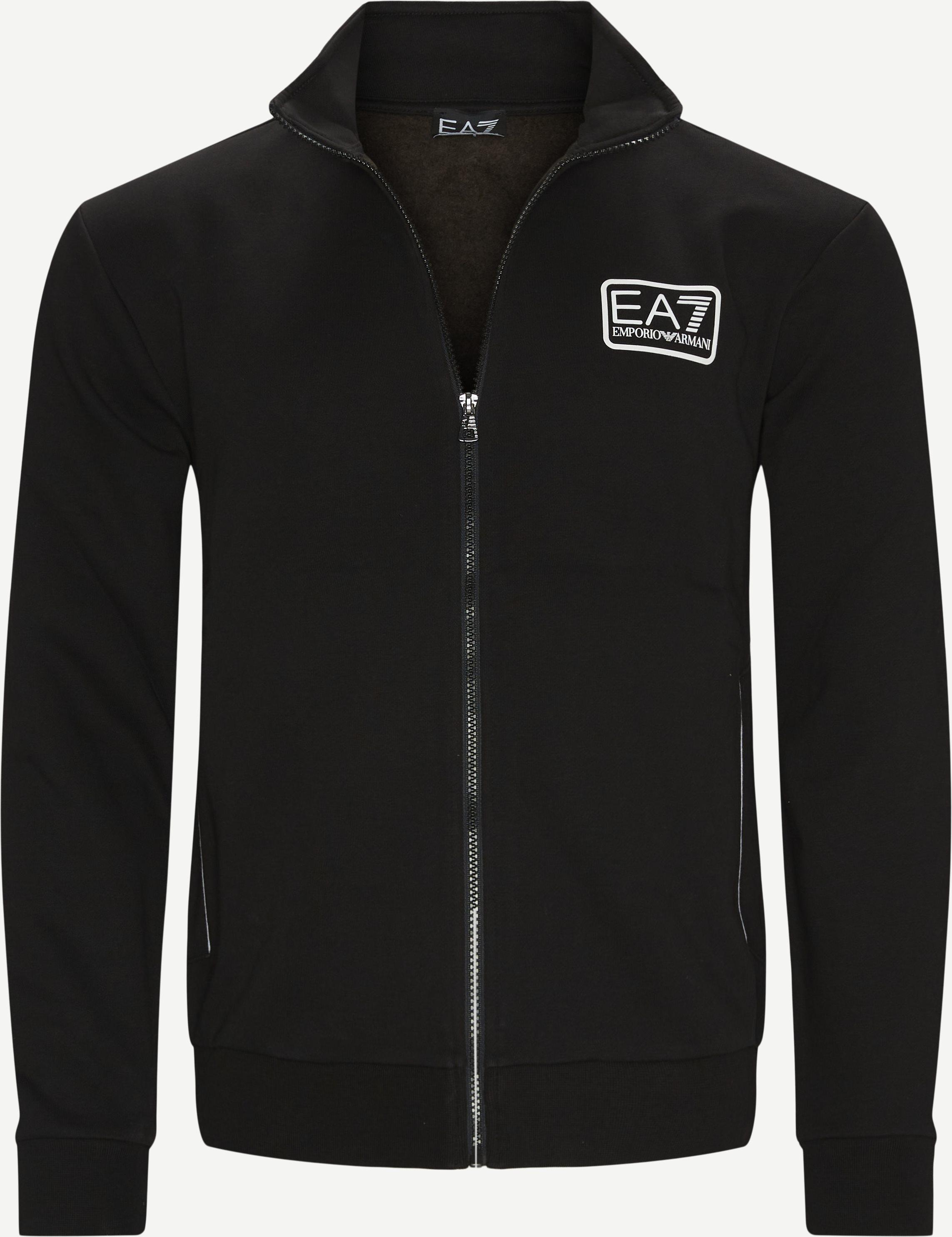6KPV67 Sweatshirt - Sweatshirts - Regular fit - Sort