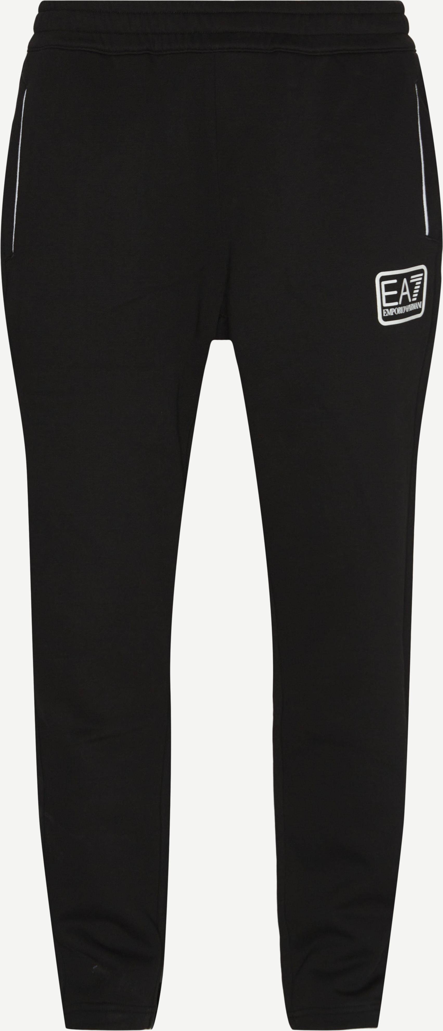 6KPV67 Sweatpants - Bukser - Regular fit - Sort