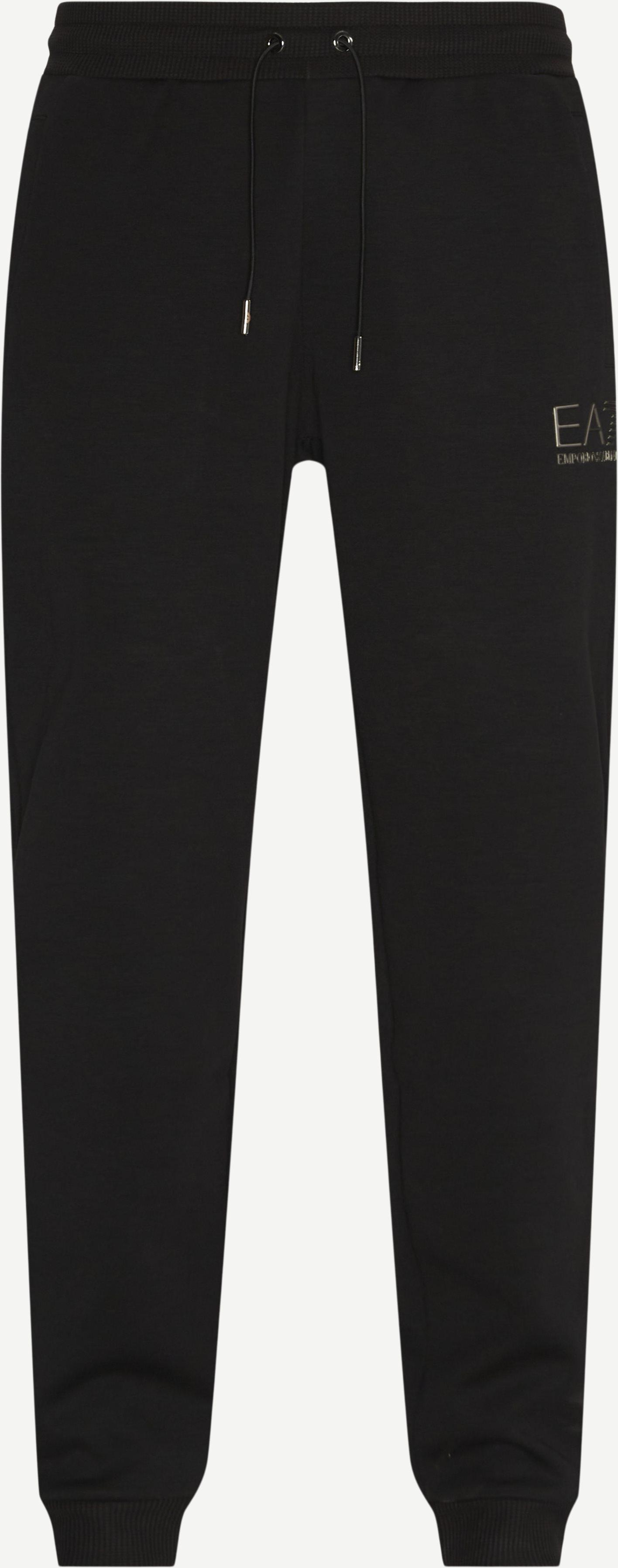 6KPP91 Sweatpants - Bukser - Regular fit - Sort