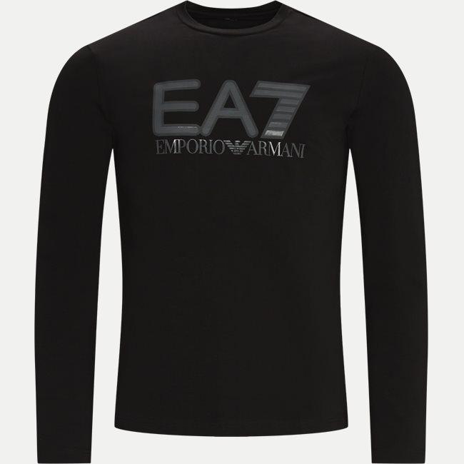 PJ03Z Logo langærmet T-shirt