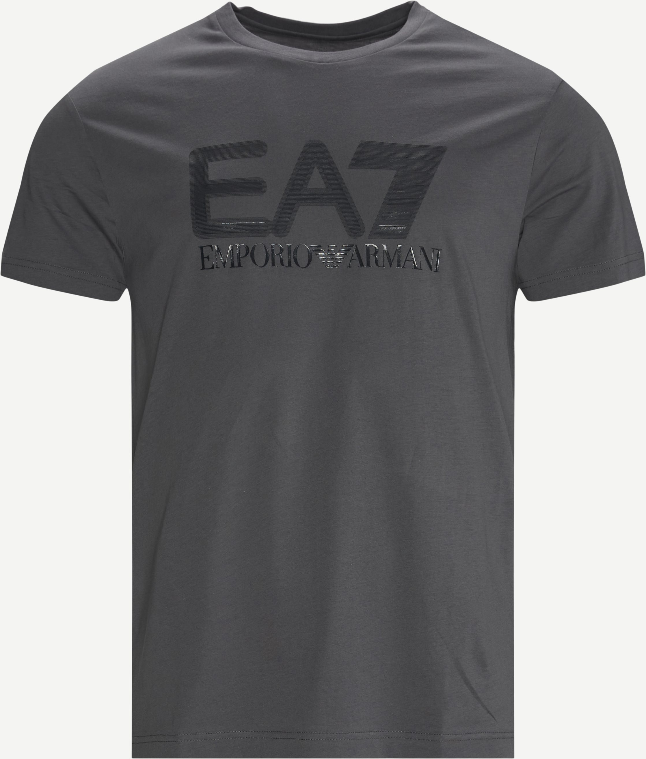 PJM9Z Logo T-shirt - T-shirts - Regular fit - Grå