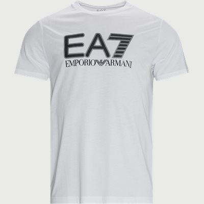 PJM9Z Logo T-shirt Regular fit | PJM9Z Logo T-shirt | Hvid