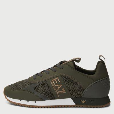 Logo Sneakers Logo Sneakers | Army
