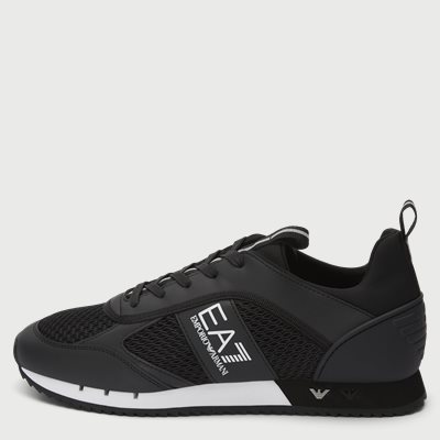 Logo Sneakers Logo Sneakers | Sort