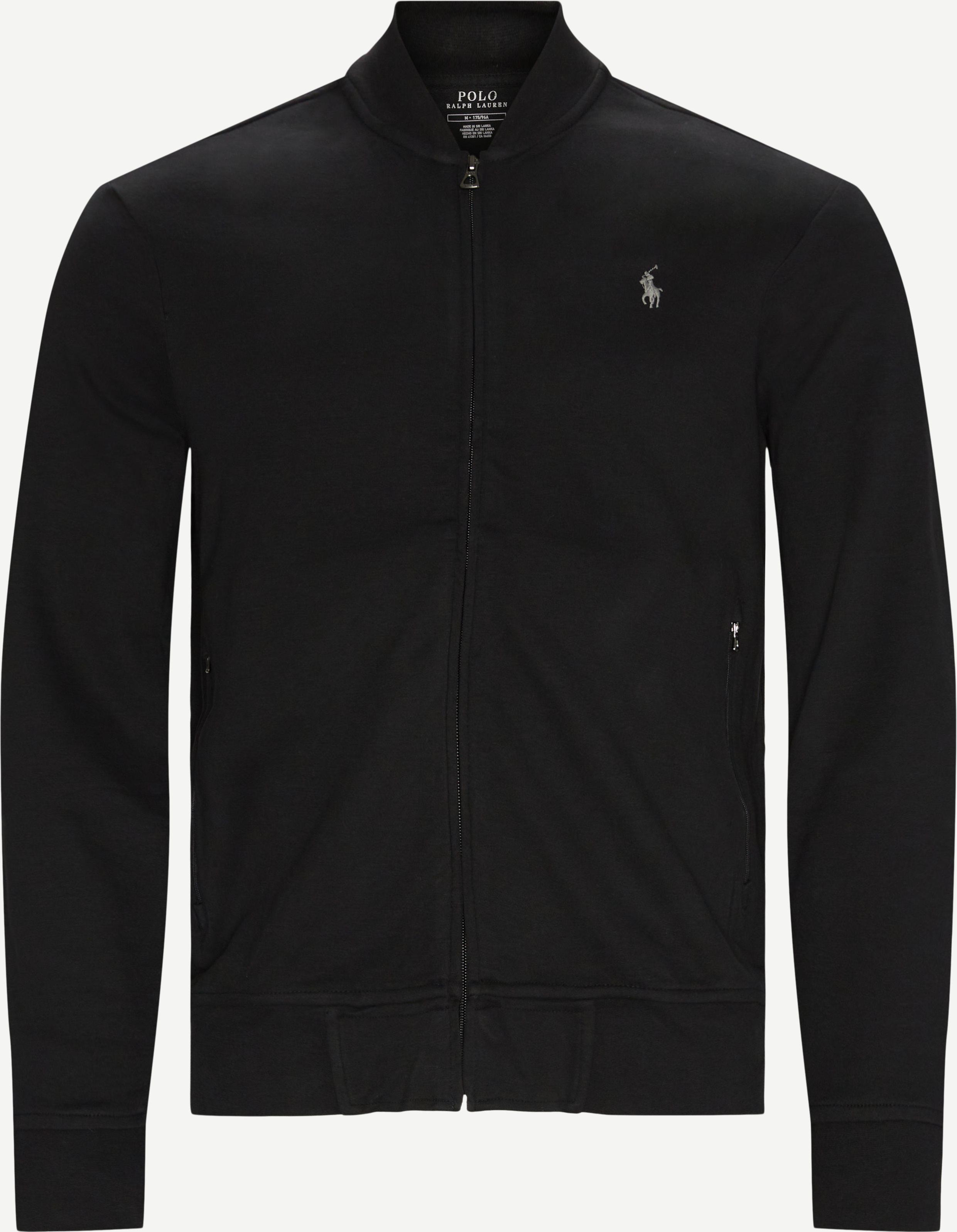 Sweatshirts - Regular fit - Svart
