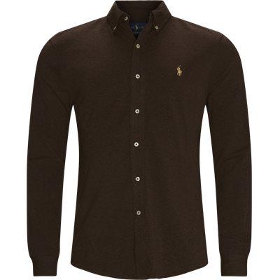 Regular fit | Shirts | Brown