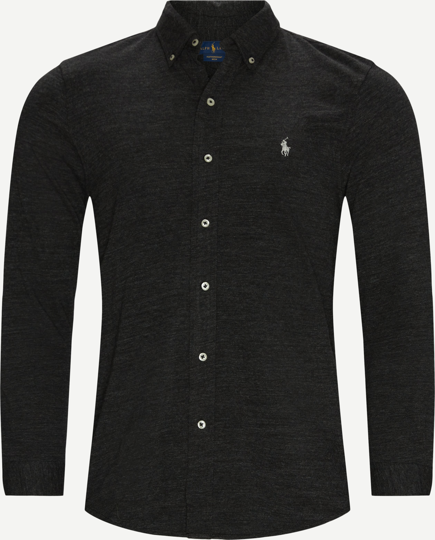 Skjortor - Regular fit - Grå