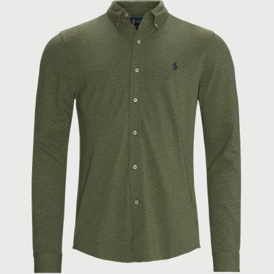 Featherweight Mesh Shirt Regular fit | Featherweight Mesh Shirt | Army