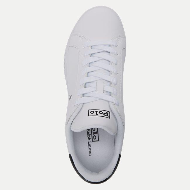 Classic Logo Sneaker