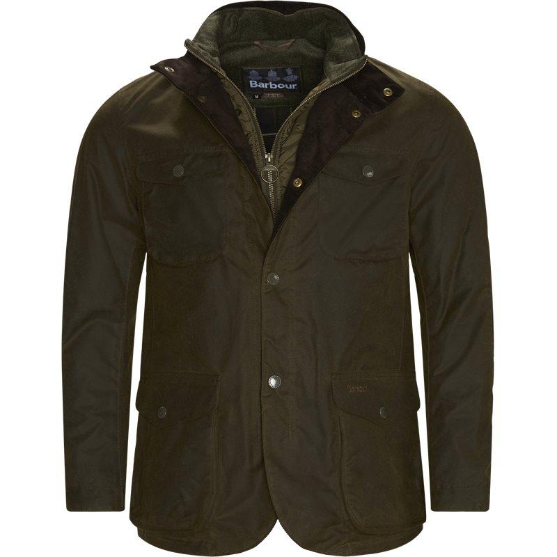 Barbour - Ogston Vax Jacket