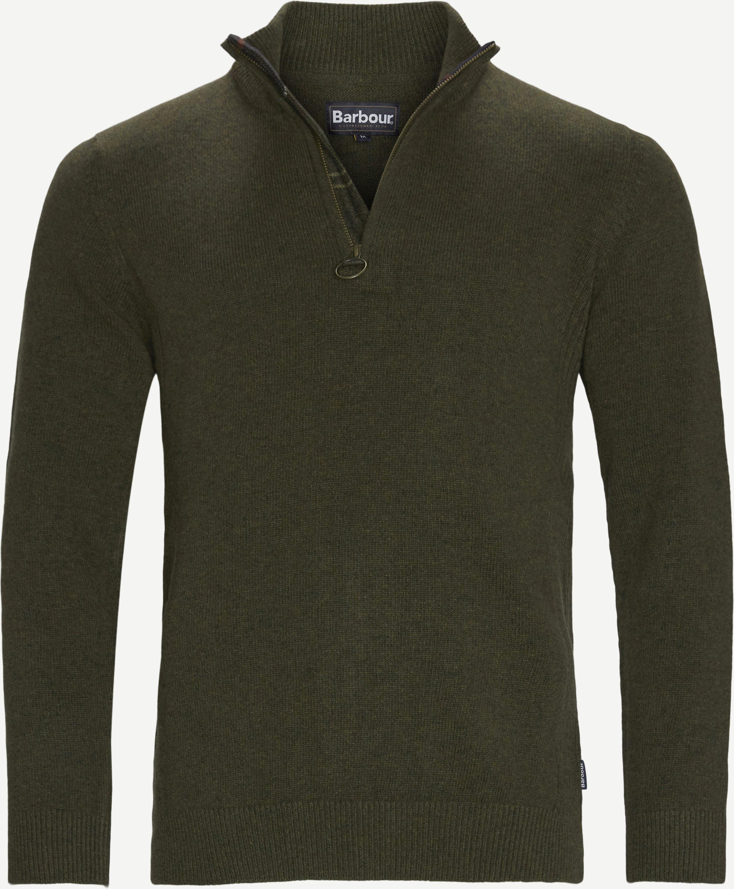 Knitwear - Regular fit - Army