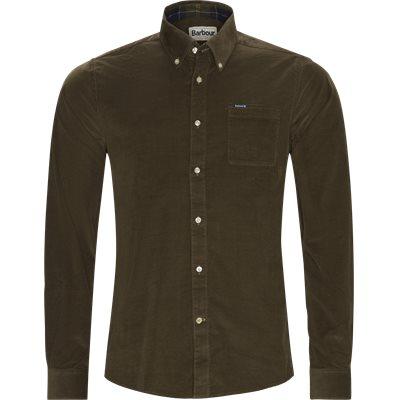 Ramsey Skjorte Tailored fit   Ramsey Skjorte   Brun