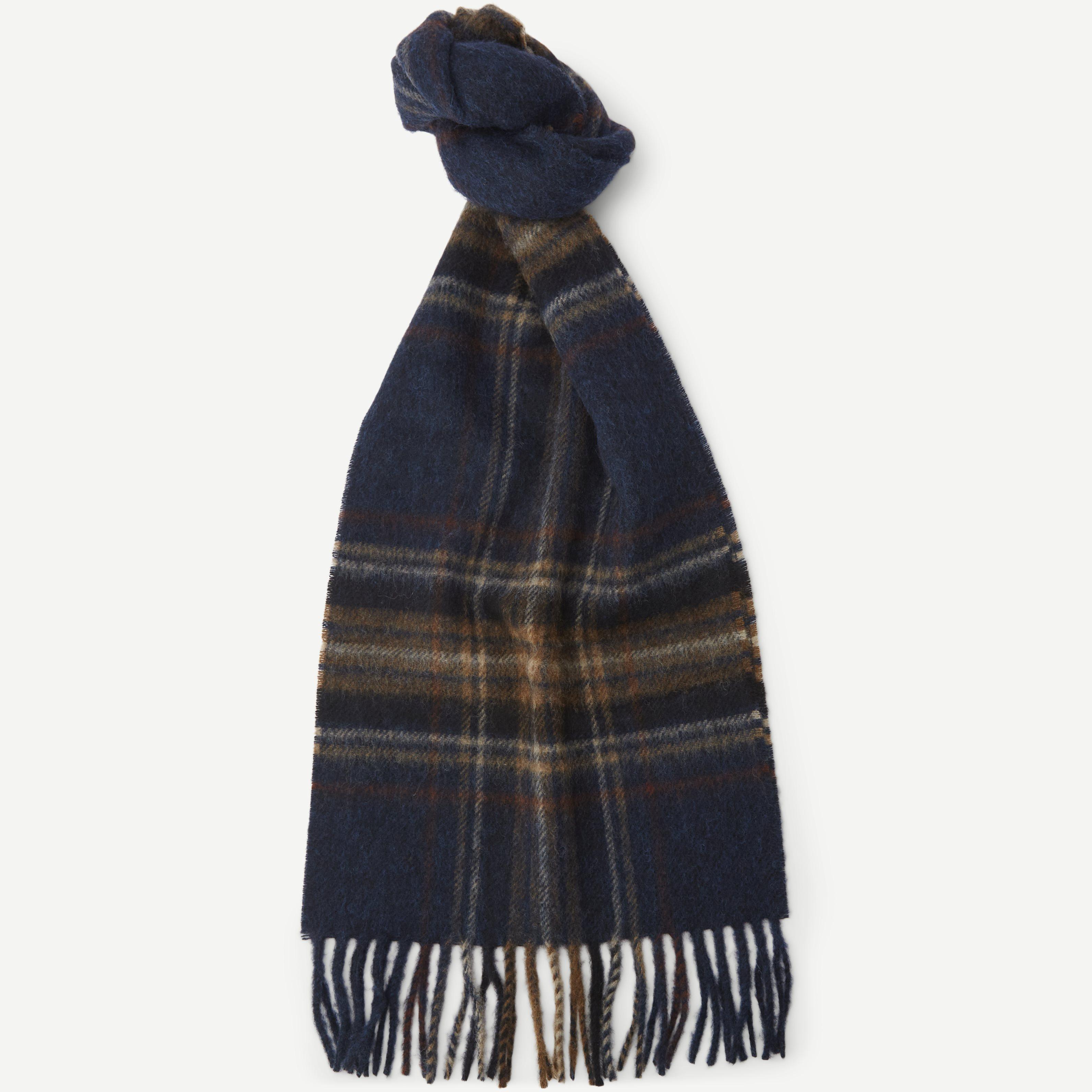 Elwood Scarf - Tørklæder - Blå