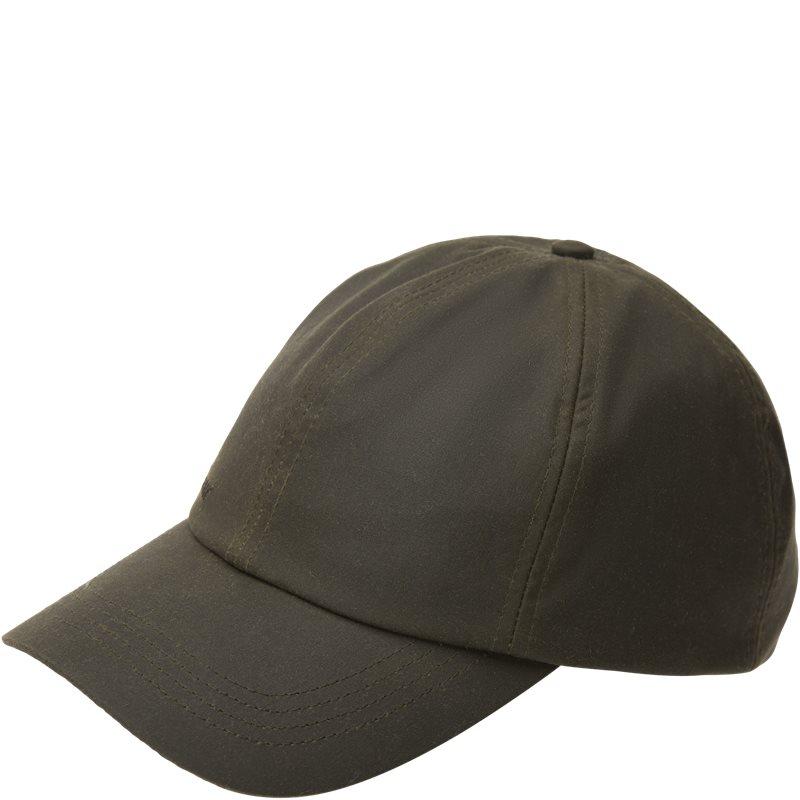 Barbour - Wax Sports Cap