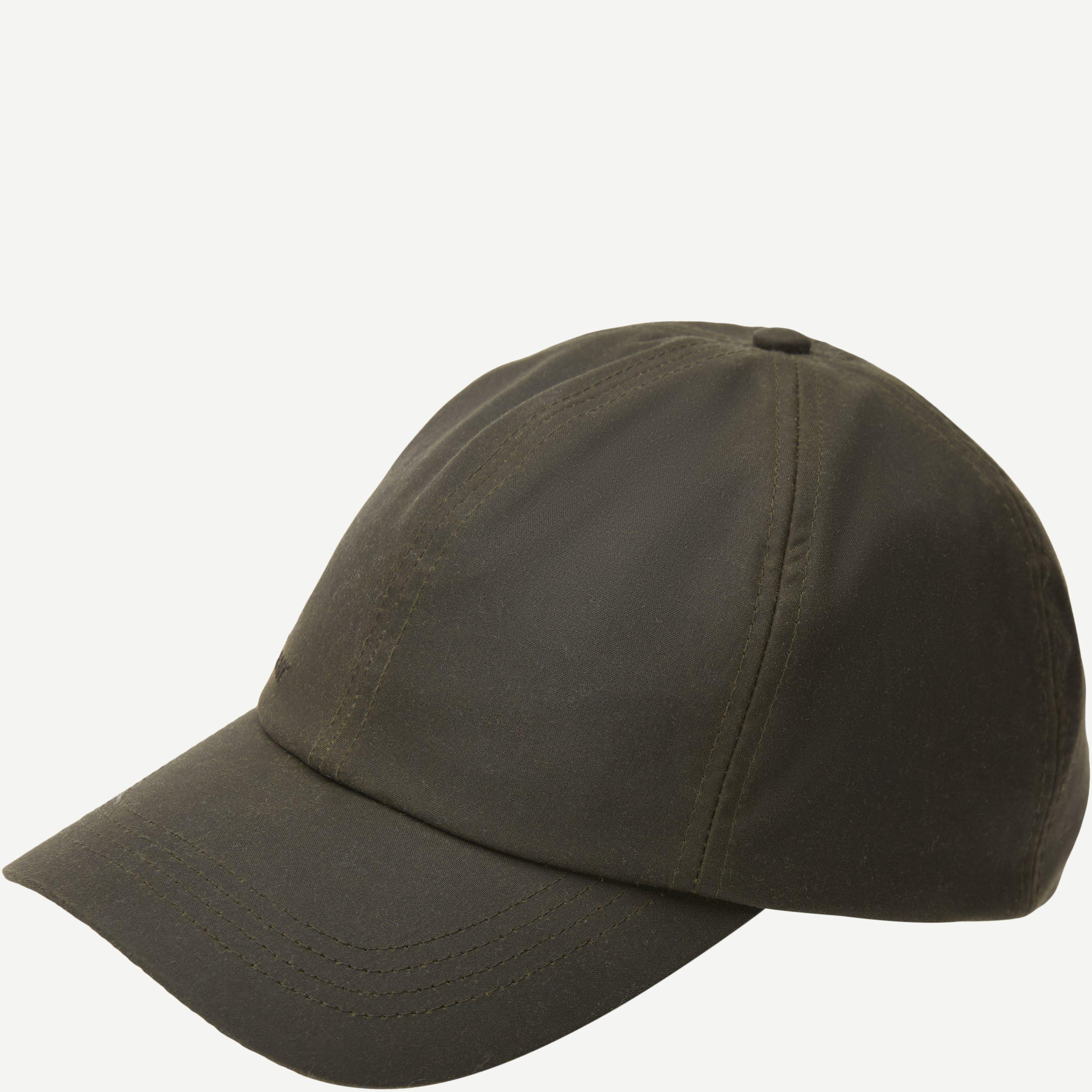 Wax Sports Cap - Caps - Army