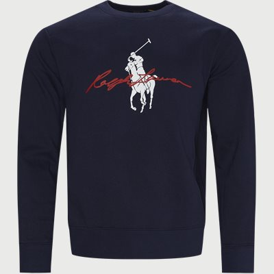 Logo Sweatshirt Regular fit | Logo Sweatshirt | Blå