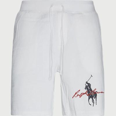 Regular fit | Shorts | Weiß