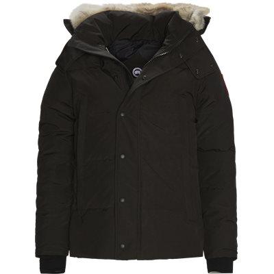 Down Jacket Regular fit | Down Jacket | Sort