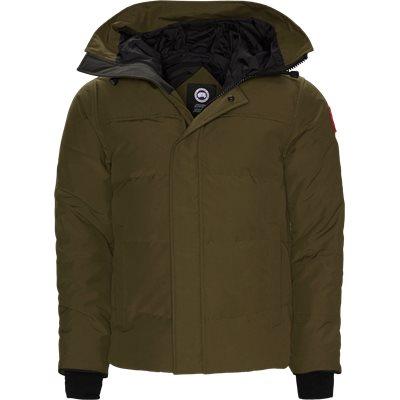 Macmillian Parka Jacket Macmillian Parka Jacket | Grøn
