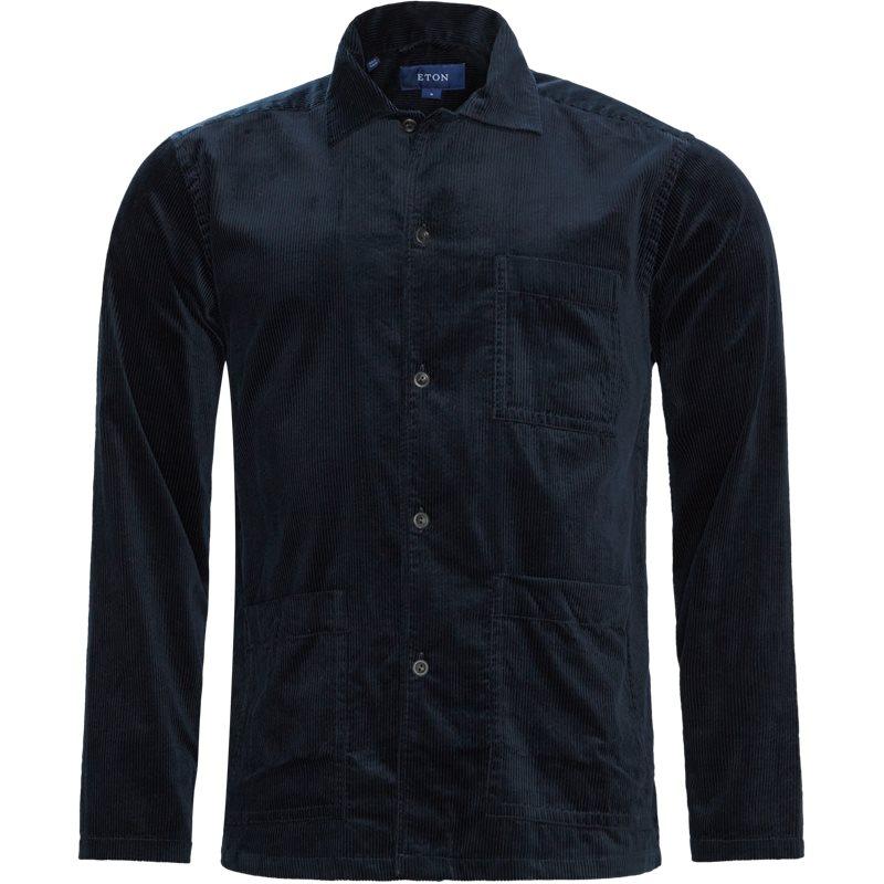 Eton – 0772 Corduroy Overshirt