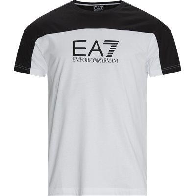 PJ7CZ Logo T-shirt Regular fit | PJ7CZ Logo T-shirt | Hvid