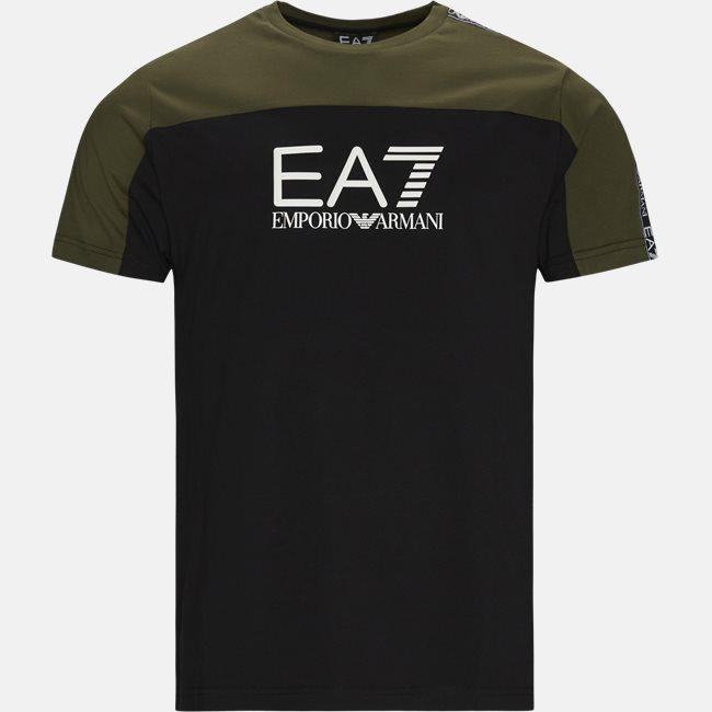 PJ7CZ Logo T-shirt