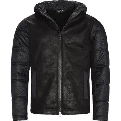 Jackets   Black