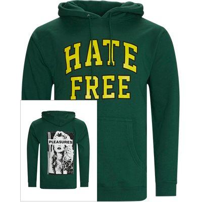 Regular fit   Sweatshirts   Grön