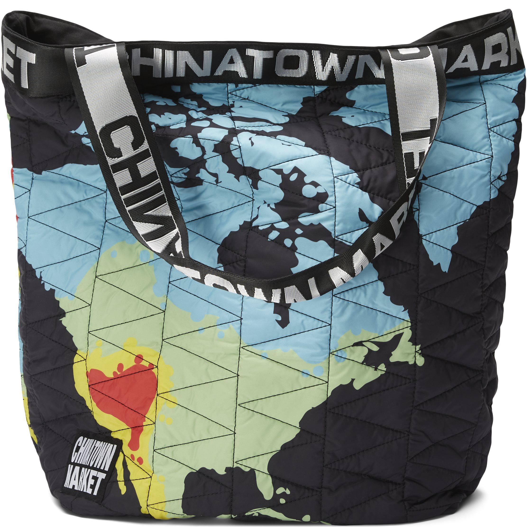 Globe Nylon Bag - Tasker - Sort