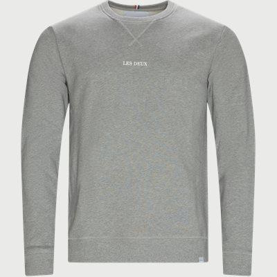 Lens Sweatshirt Regular fit | Lens Sweatshirt | Grå