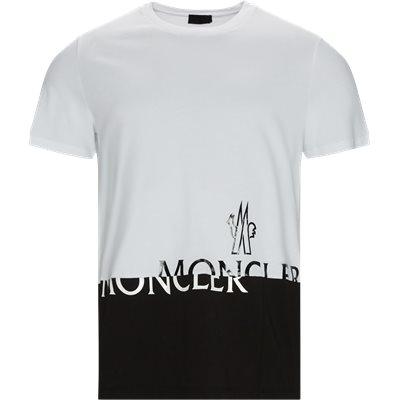 Maglia T-shirt Regular fit | Maglia T-shirt | Hvid