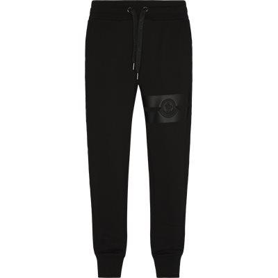 Pantalone Regular fit | Pantalone | Sort