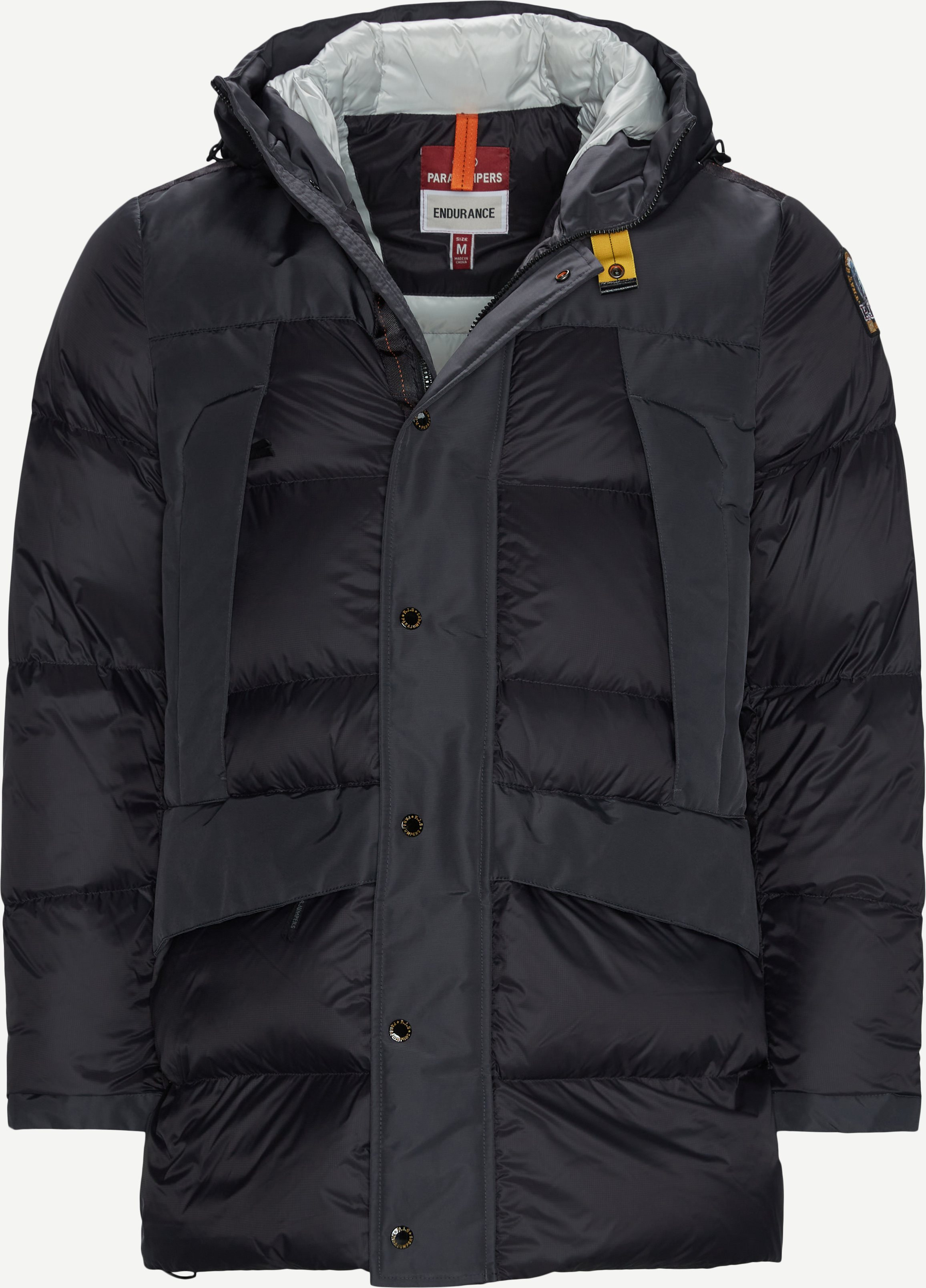 Shedir Down Jacket - Jakker - Regular fit - Sort