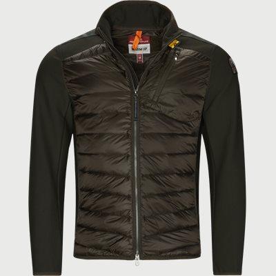 Jayden Zip Sweatshirt Regular fit | Jayden Zip Sweatshirt | Army