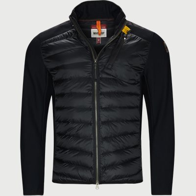 Jayden Zip Sweatshirt Regular fit | Jayden Zip Sweatshirt | Sort