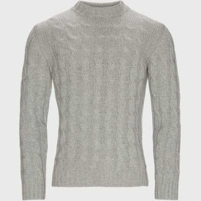 Regular fit | Knitwear | Grey